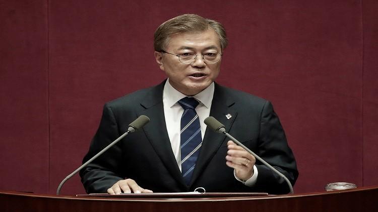 رئيس كوريا الجنوبية: نزع  النووي الكوري الشمالي