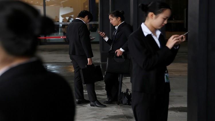 الصين تبني أكبر شبكة اتصالات من الجيل الخامس
