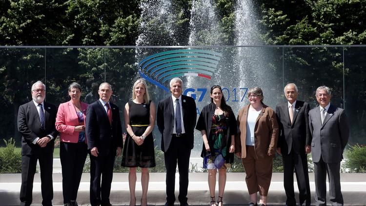 واشنطن تنسحب من إعلان وزراء البيئة في مجموعة السبع