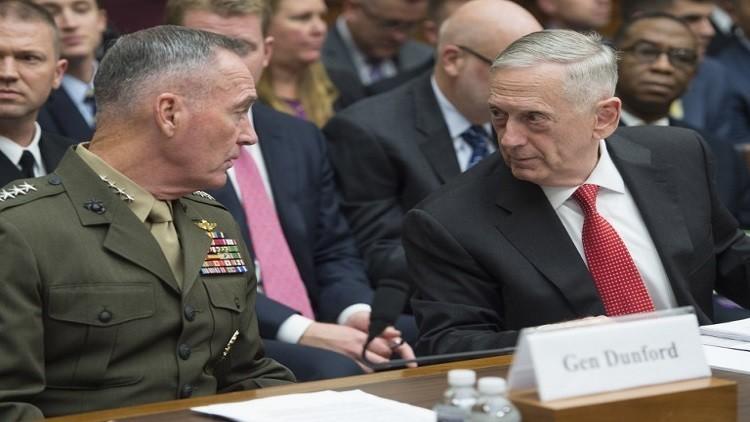 واشنطن تحدد أكبر خطر عليها بعد كوريا الشمالية