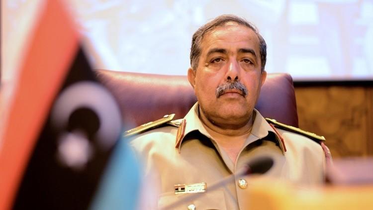 رئيس أركان الجيش الليبي: قطر وراء اغتيال عبد الفتاح يونس