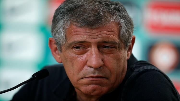 مدرب البرتغال واثق من تتويج فريقه بكأس القارات
