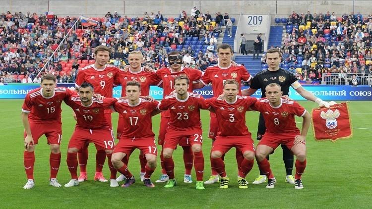 لاعبو منتخب روسيا جاهزون بدنيا لبطولة كأس القارات