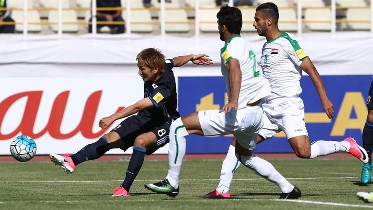 فيديو.. أهداف مباراة العراق واليابان