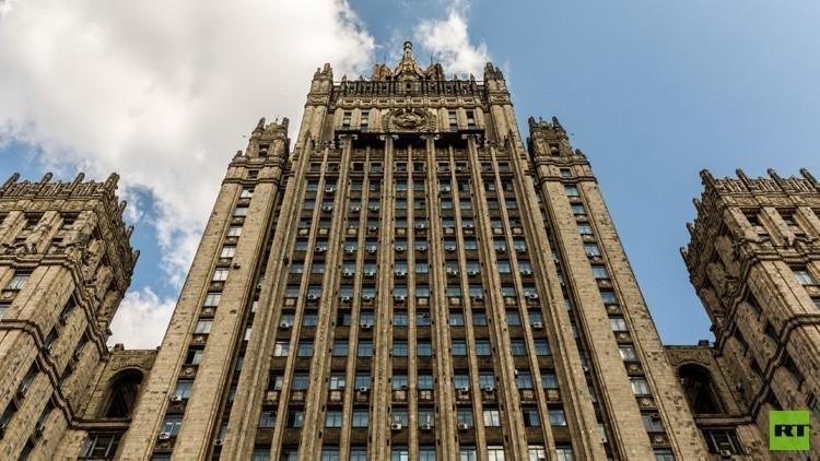 موسكو تبحث مع السفير الإماراتي آخر التطورات في الشرق الأوسط