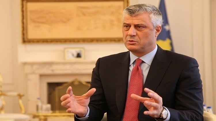 رئيس كوسوفو: روسيا عقبة أمام انضمامنا للأمم المتحدة