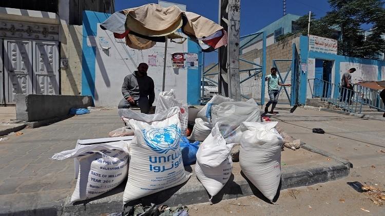 الأمم المتحدة تحذر من تعليق المساعدات لـ 150 ألف فلسطيني