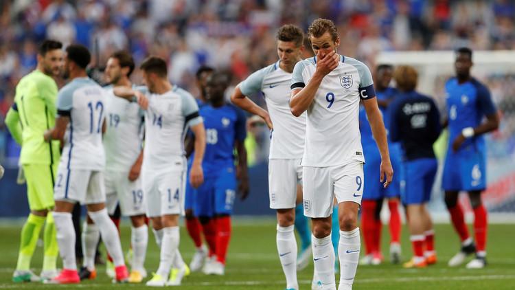 فرنسا تتفوق على إنجلترا