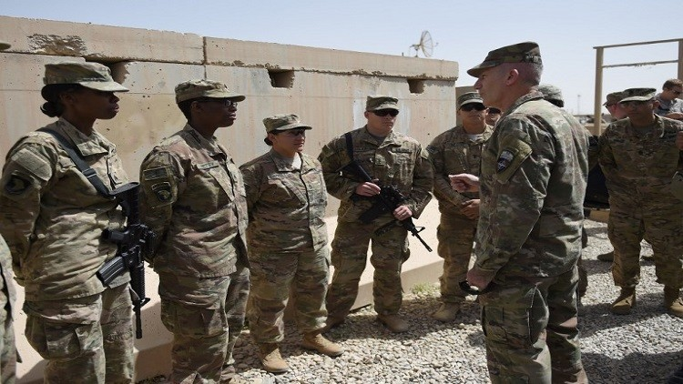 ترامب يفتح الباب أمام زيادة القوات الأمريكية في أفغانستان
