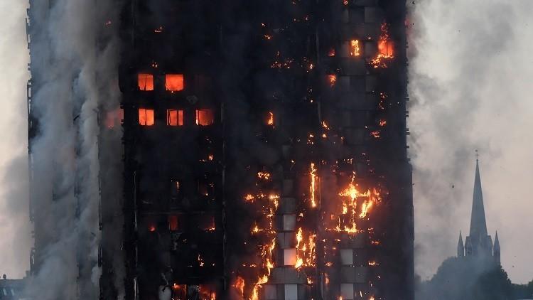 بريطانيا.. تأجيل إعلان الائتلاف الحاكم بسبب الحريق