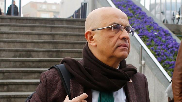 سجن نائب معارض 25 عاما بتهمة التجسس في تركيا