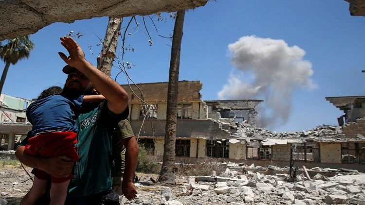 أنقرة: مستعدون لإعادة بناء الموصل بعد تحريرها من داعش