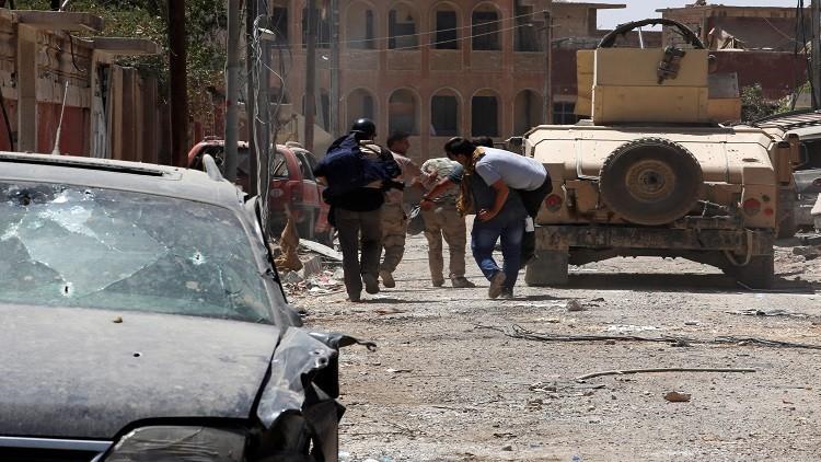 العراق يعوّل على فرنسا في إعادة الإعمار