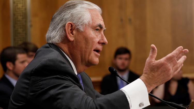 تيلرسون: نطلب مساعدة روسيا في قضية كوريا الشمالية