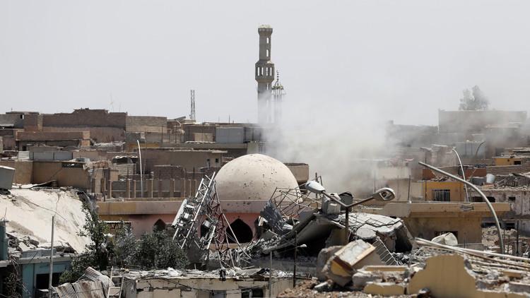 القوات العراقية تصد هجوما مضادا لـ