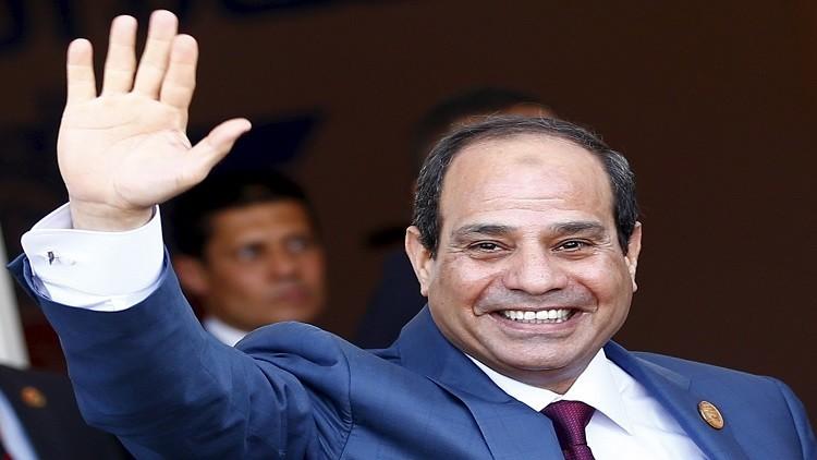توقعات السيسي بخصوص الأزمة مع قطر