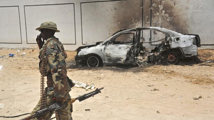 مقديشو.. مقتل 19 وإصابة 26 بانفجار سيارة مفخخة
