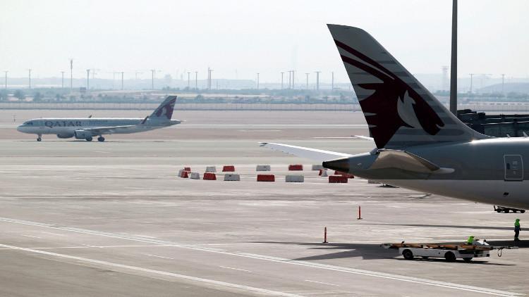 منظمة الطيران المدني تعتزم التدخل بعد إغلاق المجال الجوي أمام قطر