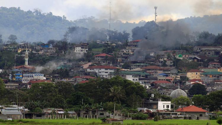الفلبين.. مئات القتلى في المعارك بين الجيش ومتشددين إسلاميين في مدينة ماراوي