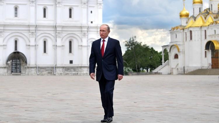 بوتين: روسيا لن تتحول إلى