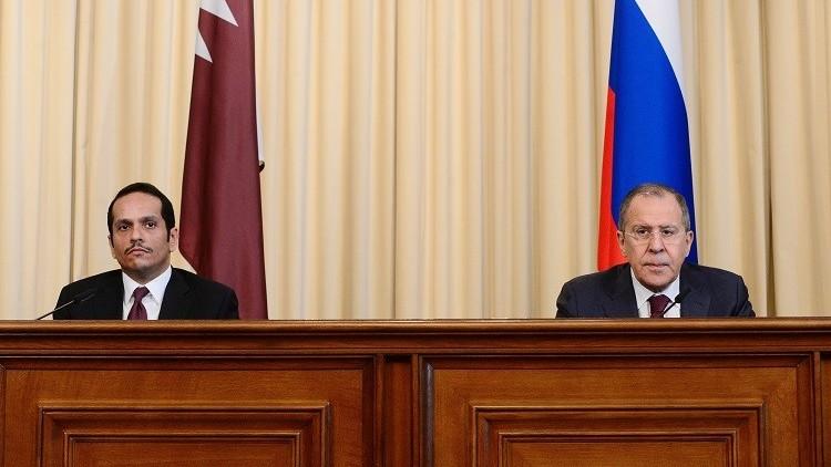 موسكو: قطر لم تعدل موقفها من الأزمة السورية