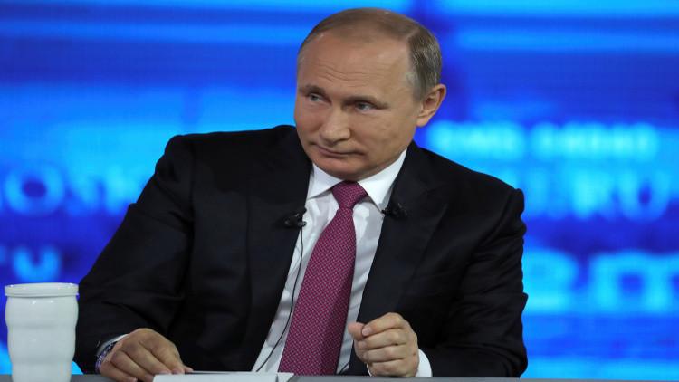 بوتين يتحدث عن جدوى