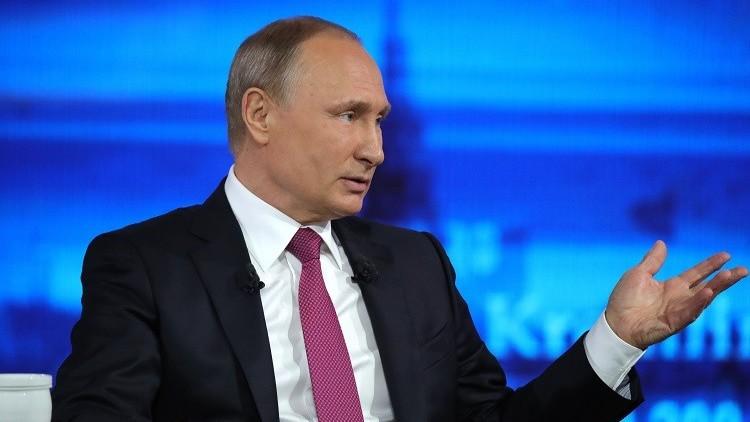 بوتين: مستعدون للحوار مع معارضة لا تستغل المشكلات سياسيا بل تقترح حلولا لها