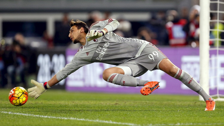 الحارس الشاب دوناروما في طريقه إلى ريال مدريد!