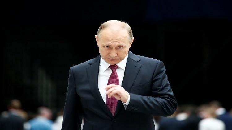 بوتين يتهم واشنطن بالتدخل ضدّه في انتخابات روسيا 2012