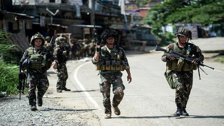 الفلبين تنفي تصفية مسلح ينحدر من روسيا