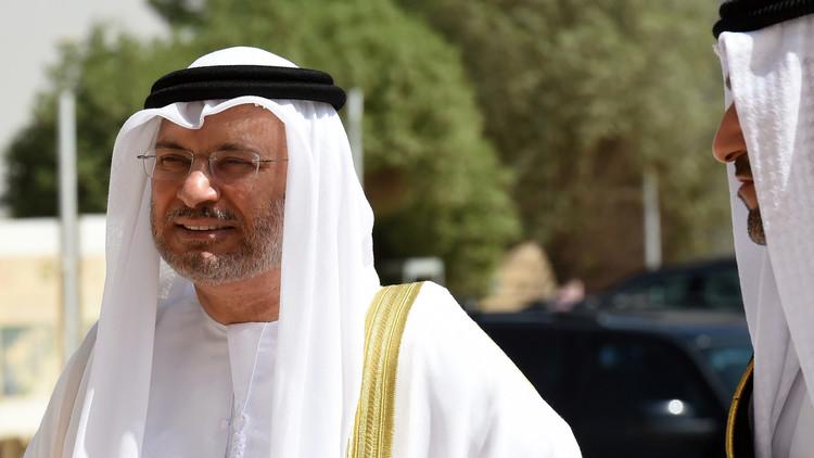قرقاش: ظهور مهندس سياسة قطر الخارجية السابق لم يكن مقنعا