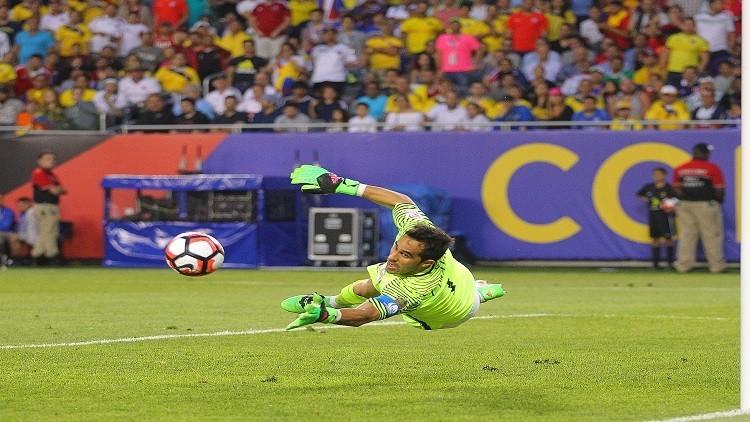 برافو يغيب عن مواجهة تشيلي والكاميرون في كأس القارات