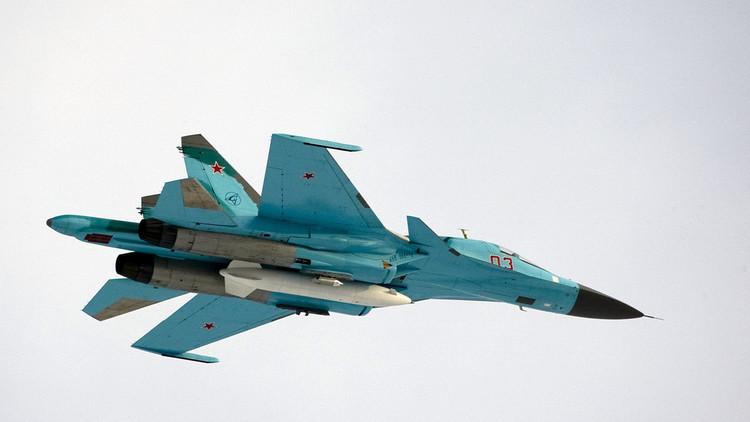 الدفاع الروسية تنشر أول صورة للضربة التي يعتقد أنها قتلت البغدادي!