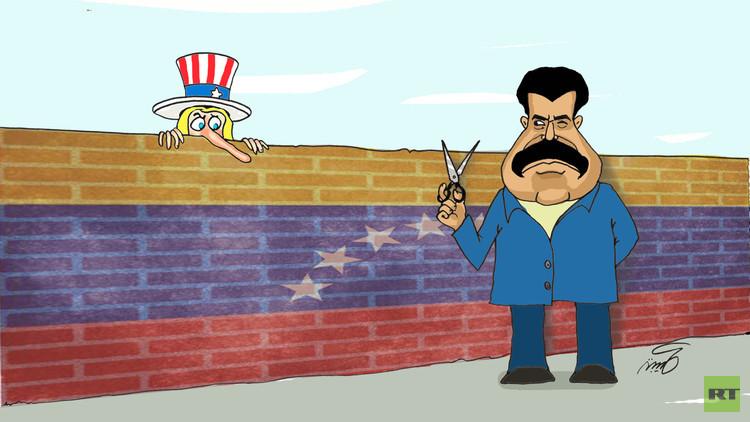 مادورو يدعو أمريكا لعدم