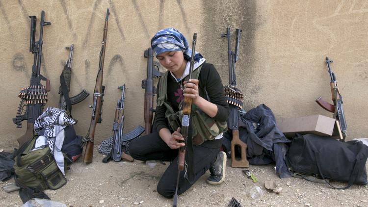 الأناضول:  واشنطن سلمت أكراد سوريا 130 شاحنة محملة بالأسلحة
