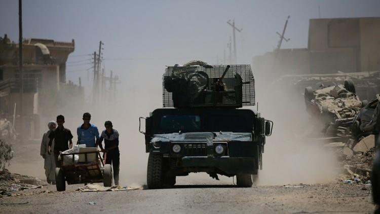 مصدر عسكري عراقي: