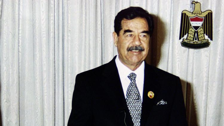 بوتين: بوش الأب كان على حق عندما قرر عدم إسقاط صدام حسين