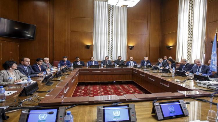 انسحاب معارضين سوريين من الهيئة العليا للمفاوضات