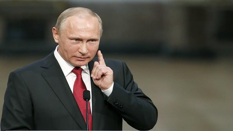 بوتين: تبني العقوبات الأمريكية المقترحة ضد روسيا سيؤدي لتعقيد العلاقات بين البلدين