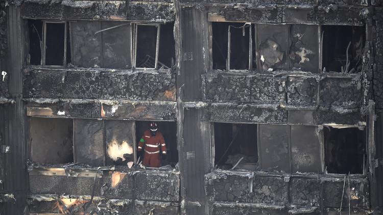 الرباط ترجح وجود 7 من مواطنيها بين ضحايا حريق لندن