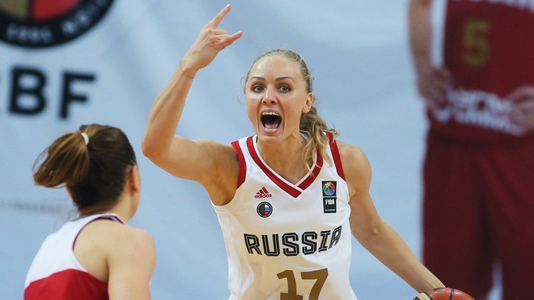 روسيا تخسر أمام بلجيكا في كأس أوروبا لكرة السلة