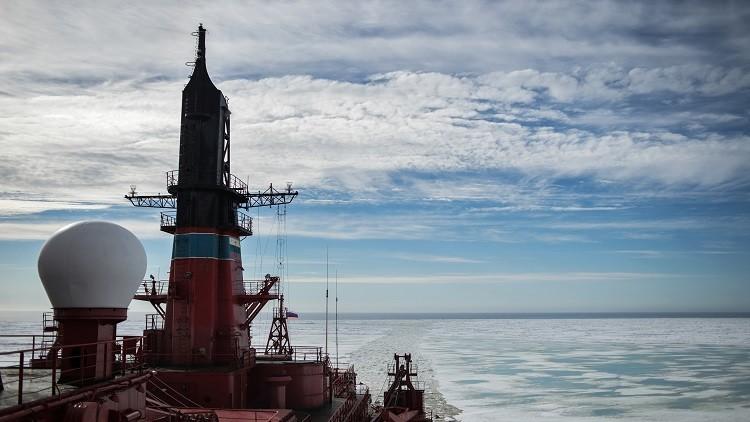 روسيا تمضي قدما في تطوير منطقة القطب الشمالي