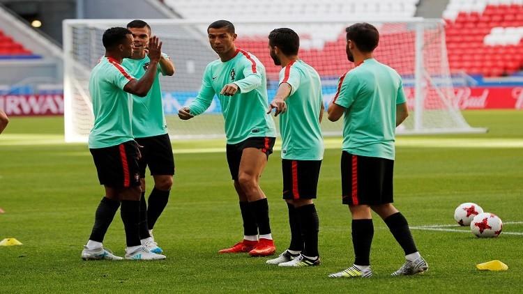 التشكيلة المتوقعة لمواجهة البرتغال والمكسيك في كأس القارات