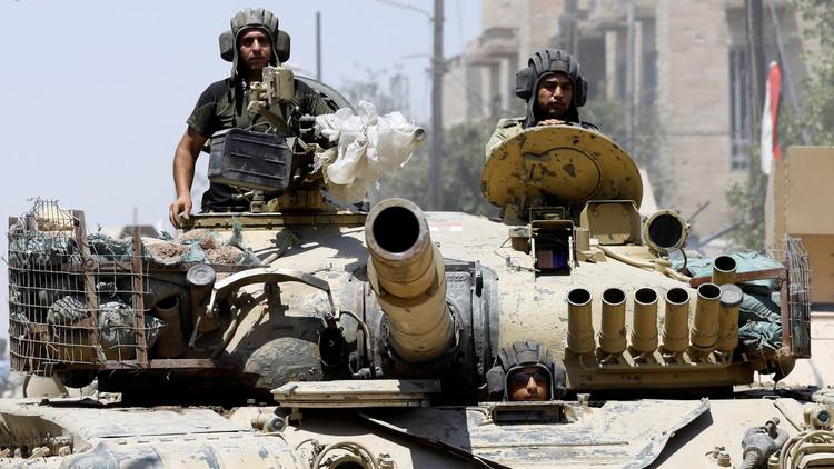 القوات العراقية تتوغل في الموصل القديمة وسط معارك عنيفة مع
