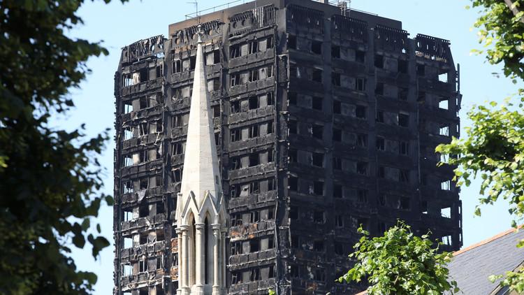 خسائر كارثة برج لندن البشرية تتضح يوما بعد يوم