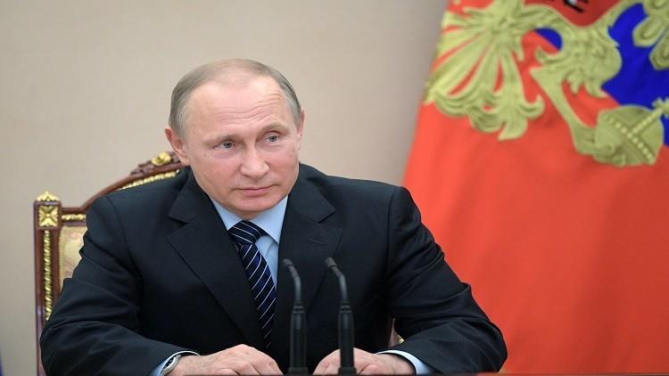 بوتين لا يخطط لحضور مباراة روسيا والبرتغال