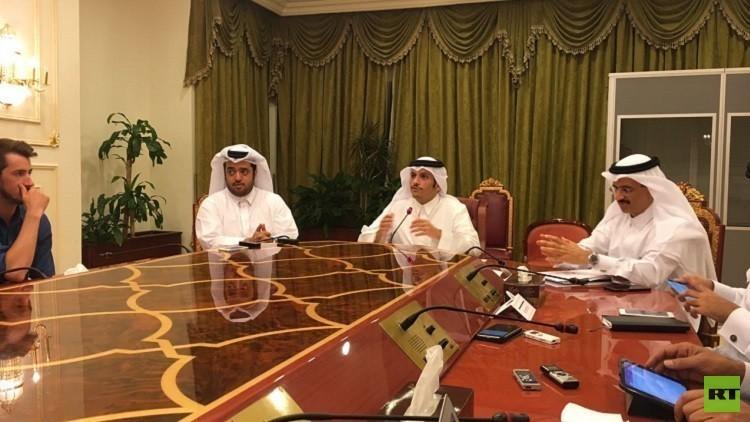 قطر تشترط
