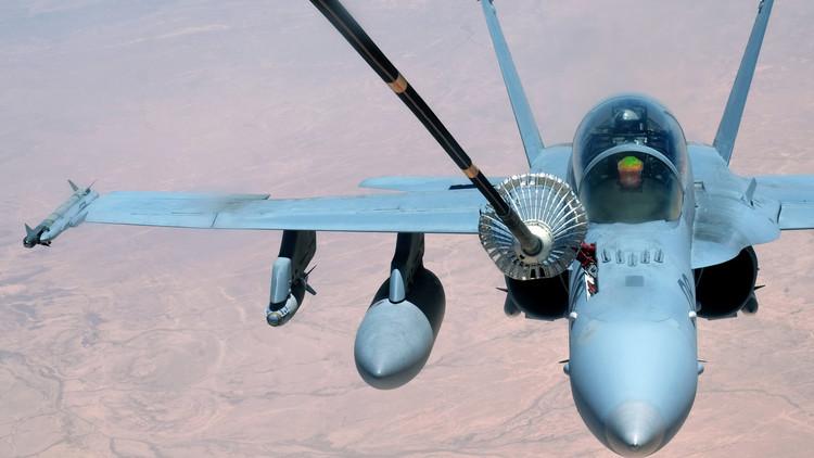 التحالف الدولي يعدل خططه الجوية في سوريا بعد التحذير الروسي