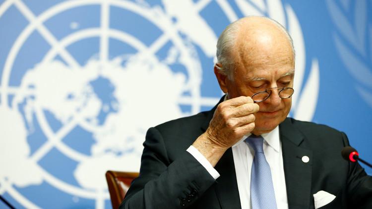 مكتب دي ميستورا: لقاء أستانا حول سوريا في 4-5 يوليو و