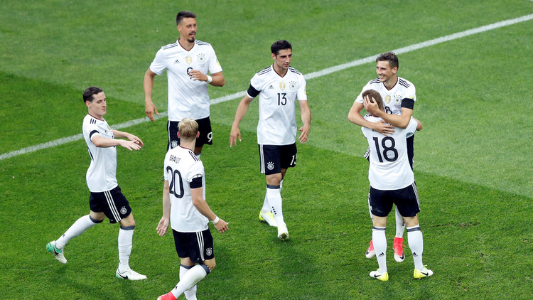 كأس القارات 2017.. بداية مثالية لأبطال العالم أمام أستراليا